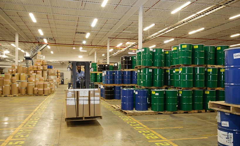 Offsite Storage Facility   Flammable Container   Hazardous